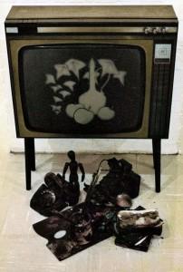 Nature Morte No 2 T.V 1984