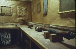 Installation shot OCA 1973