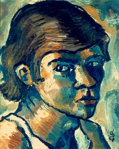 Self Portait 1968