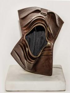 Zeitgeist (Leather Wallet)